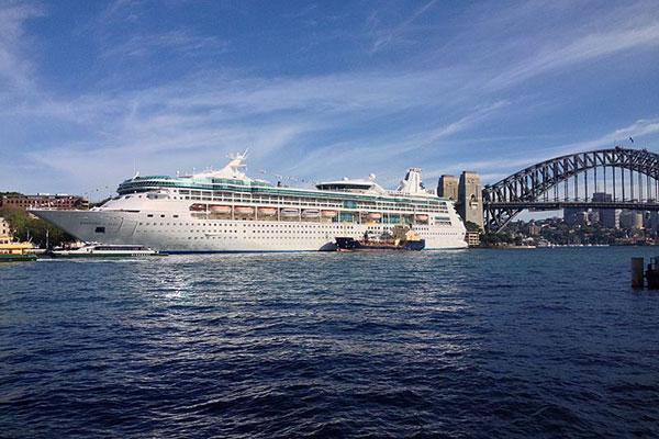 Redy2Go  Sydney Cruise Ship Shuttles