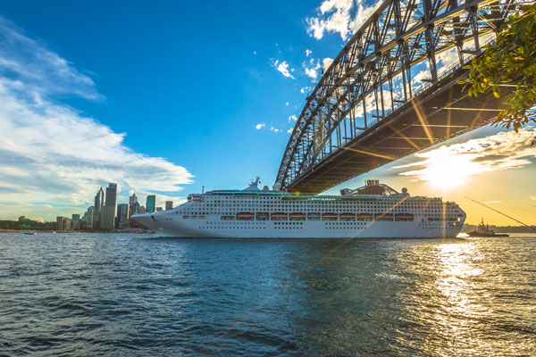 Sydney Bridge Cruise