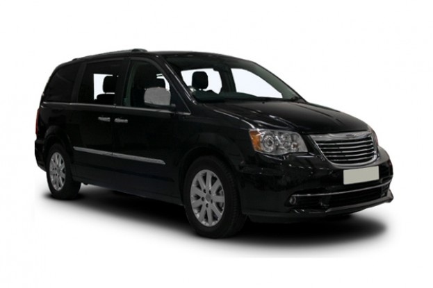 Big Chrysler Voyager