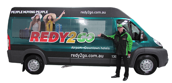 Shuttles to Sydney Airport