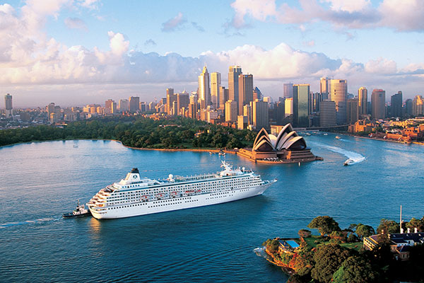 RedyGo Sydney Cruise Ship Shuttles - Sydney airport to cruise ship terminal
